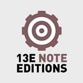 13e note edition