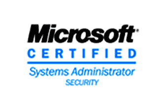 Microsoft Certified Systems Administrator Sécurity