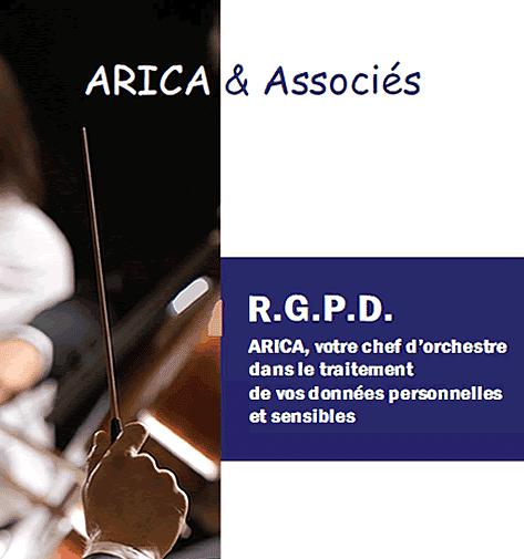 Arica Plaquette RGPD Vignette