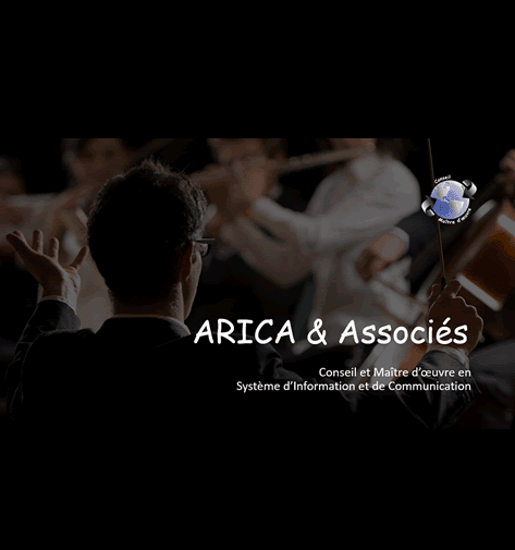 Arica plaquette présentation powerpoint